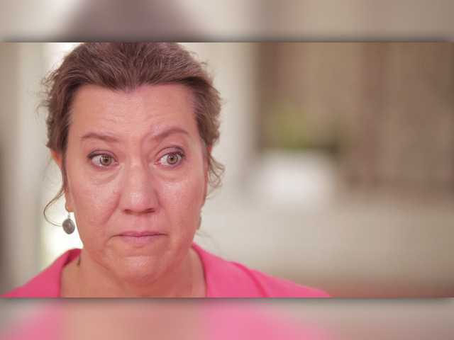 <p>Christy O'Donnell made headlines in May when she sued California officials</p>