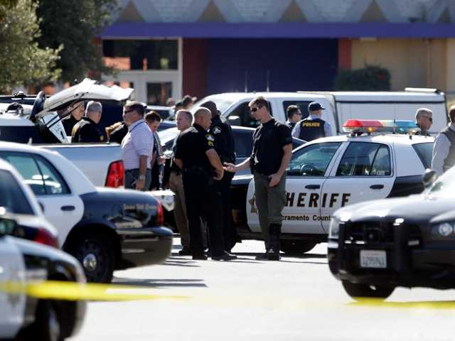 California sheriff's deputy, carjack victim shot