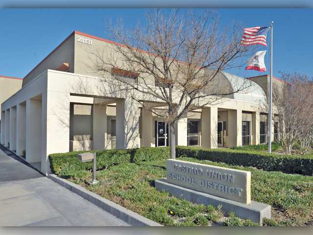 <p>The Board of Trustees of the Castaic Union School District and Superintendent, Steve Doyle, are pleased to announce the appointment of Stephanie Beach as Interim Principal at Castaic Elementary School, effective March 1, 2016.</p>
