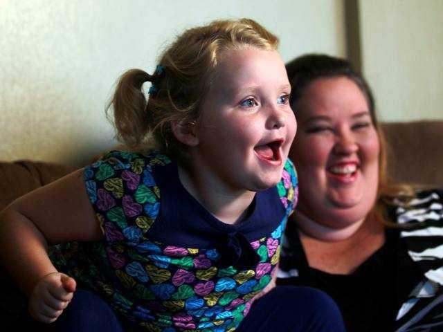 TLC cancels its 'Honey Boo Boo' series