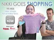 Nikki Goes Shopping: Nikki Phillippi Shops for a Baby Boy