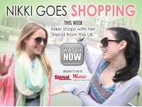 Nikki Goes Shopping: Nikki Phillippi Shops with Fleur DeForce
