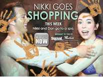 Nikki Goes Shopping: Nikki Phillippi Goes To The Spa