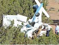 Signal News Now: Plane Crashes in Agua Dulce