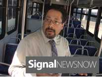 Signal News Now: City Flips Switch on CNG Buses