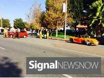 Signal News Now: Car Crash on Creekside