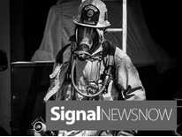 Signal News Now: Fire Chars Saugus Home
