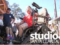 Studio Santa Clarita: Pro Journalists; Peyton's Project