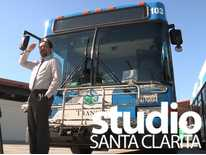 Studio Santa Clarita: CNG Fleet; Fright Fest Makeup