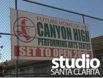 Studio Santa Clarita: 60 Seconds in the SCV; Canyon High School's New PAC