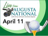 Live From Augusta National: Masters gets underway Thursday