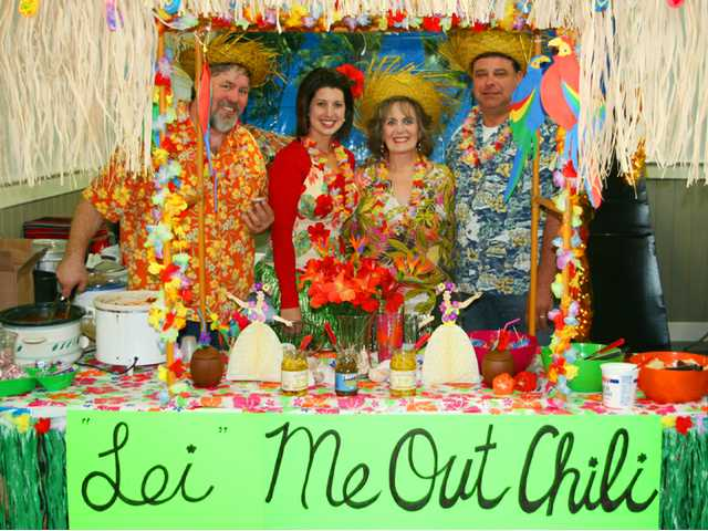 Board of Education wins chili cook-off