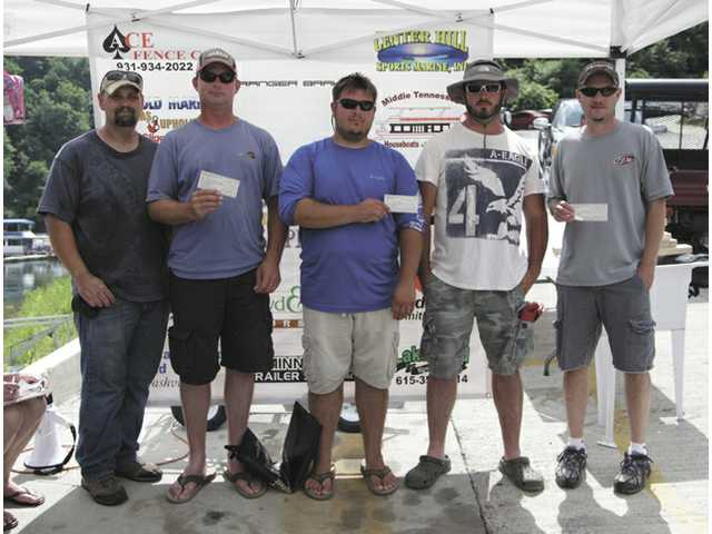 Bass tourney supports scholarships for Bass fishing scholarships