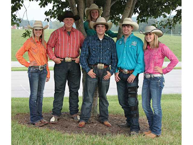 High school rodeo season begins