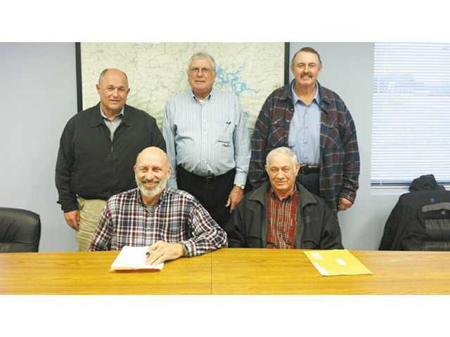 Bids opened on new water plant