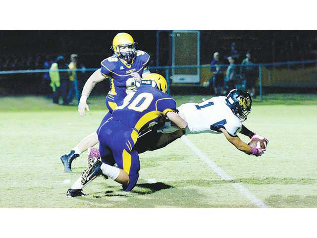 Tigers fall to Trousdale