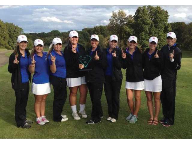 BU Women's Golf captures the APSU Intercollegiate