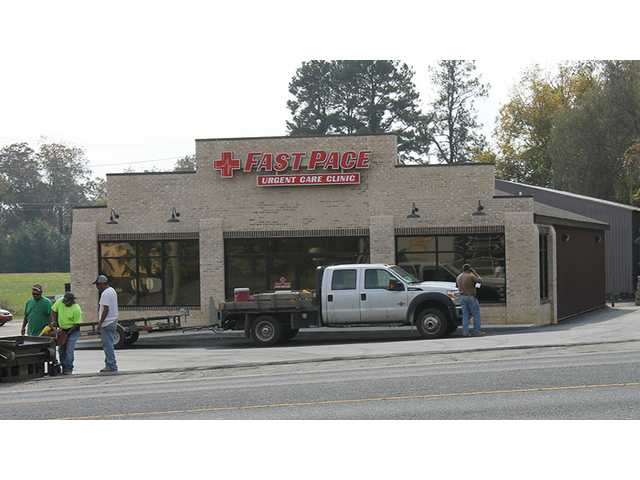Fast Pace Urgent Care to open on November third