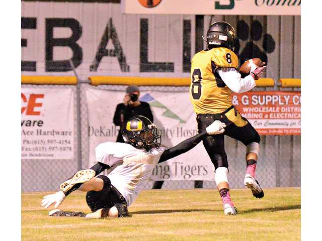 Tigers swat Bees in ugly game