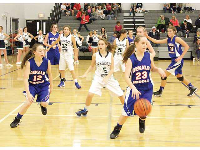 Lady Saints start season with wins