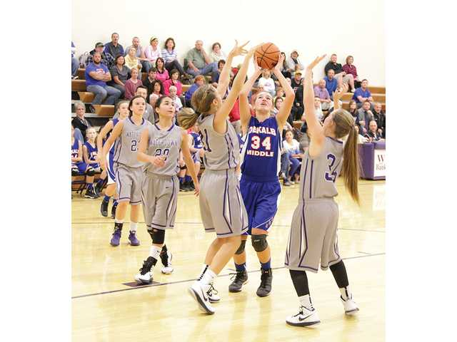 Lady Saint's thriller in Watertown