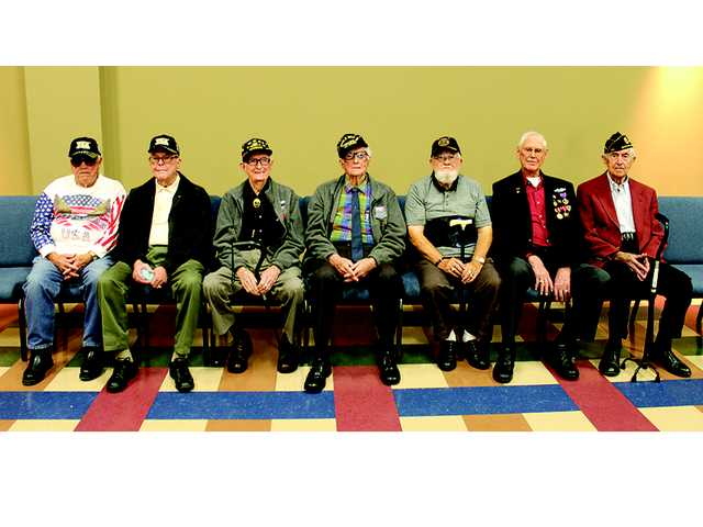 DeKalb honors vets