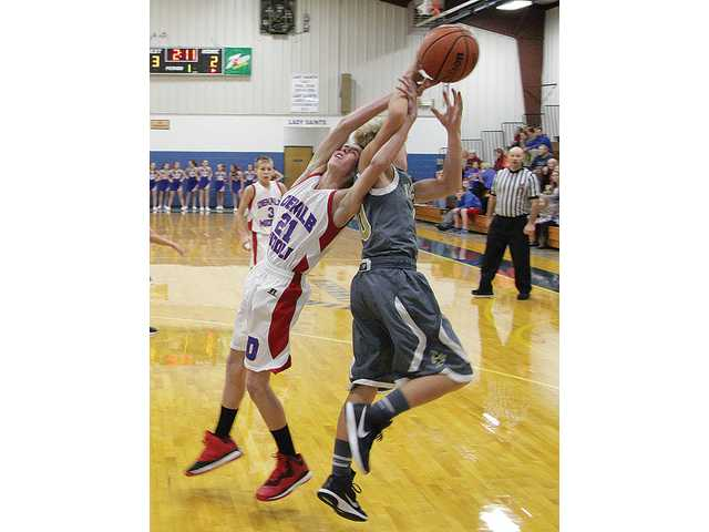 DMS Saints fall in two games