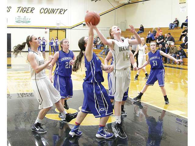 DCHS Lady Tigers get easy win