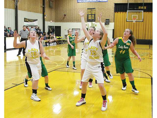 Lady Bulldogs fall in overtime