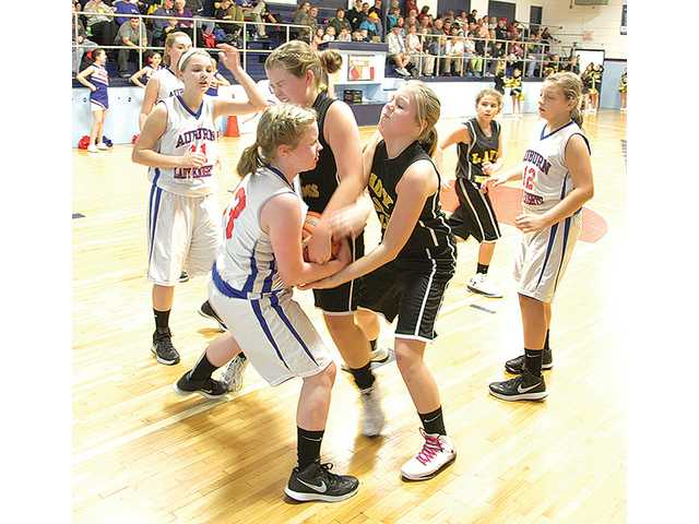 Road loss for Lady Bulldogs