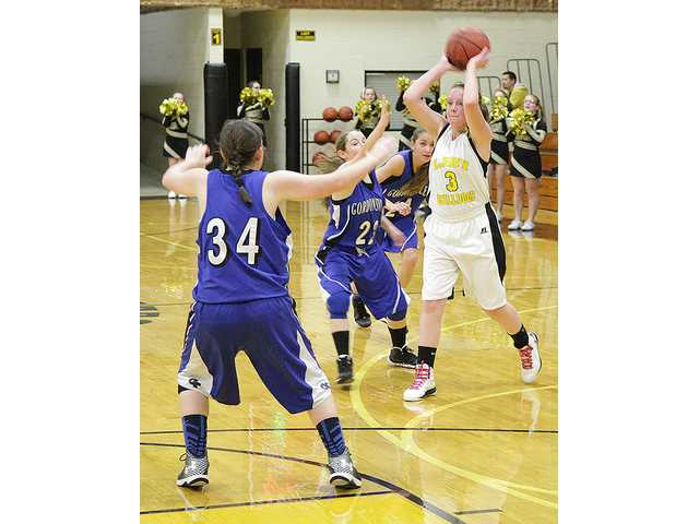Lady Bulldogs take losses