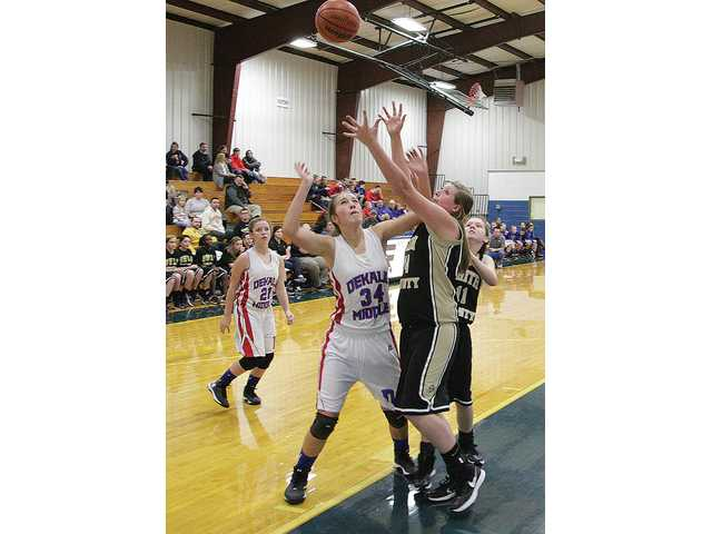 Lady Saints get Christmas wins