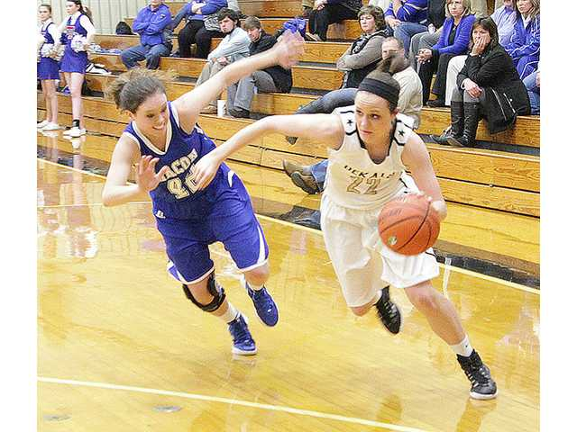 Lady Tigers lose at home, win on road