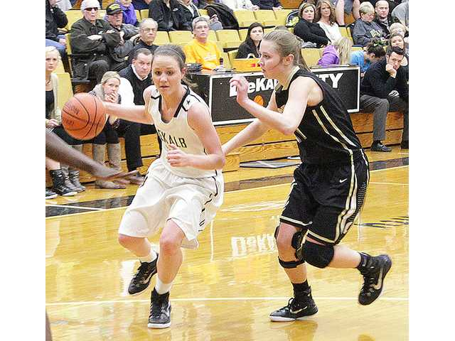 Lady Tigers fall at home, win on road