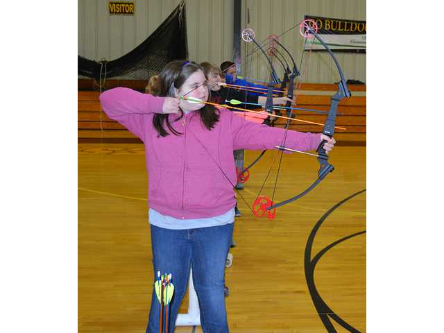 DWS participating in National Archery in Schools