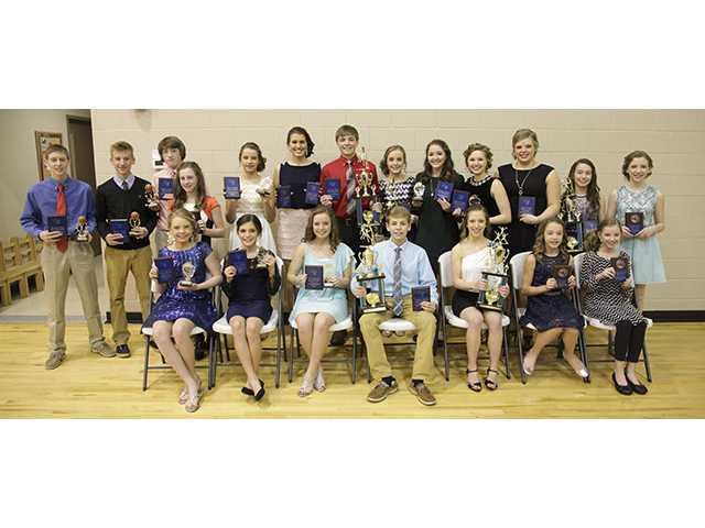 DeKalb Middle School MVPs, MVC named
