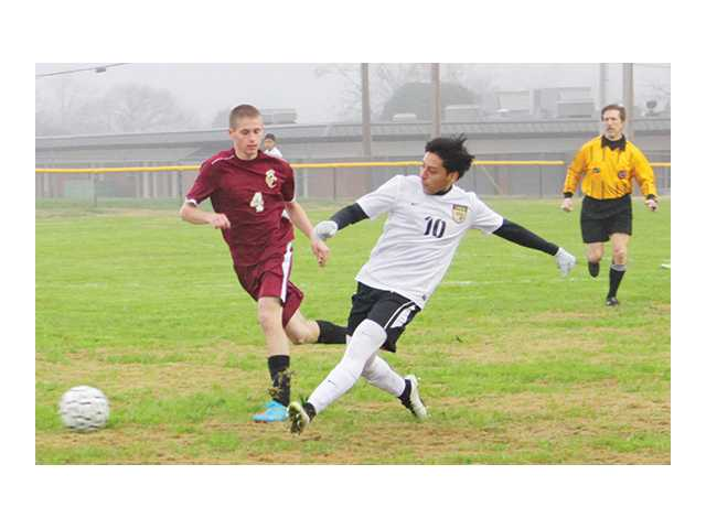 Soccer Tigers take Cannon 5-3