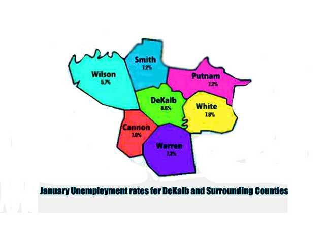 Unemployment rate drops