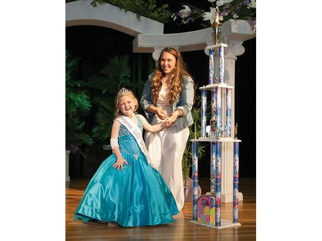 Lilly Grace takes home trophy