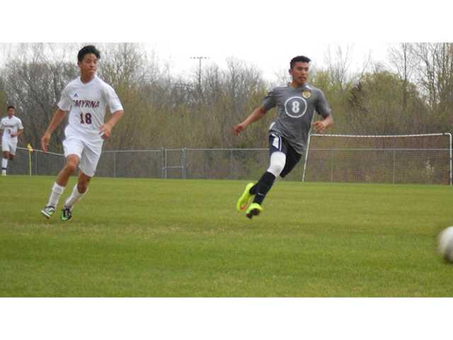 Soccer Tigers win one, lose one