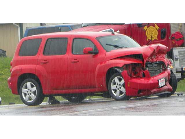Woman loses life in crash