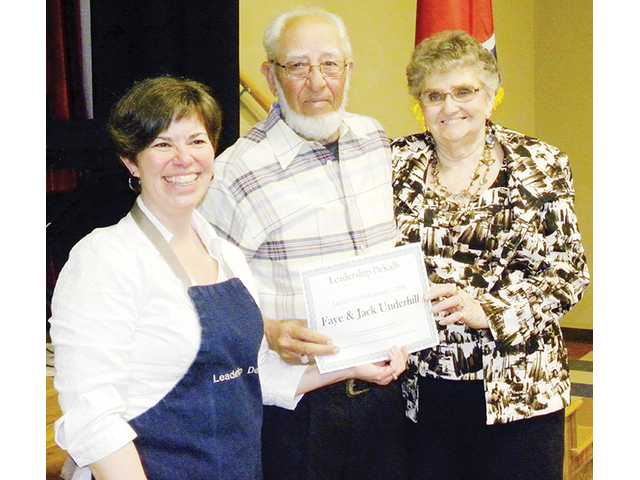 Annual Chamber of Commerce banquet honors local standouts
