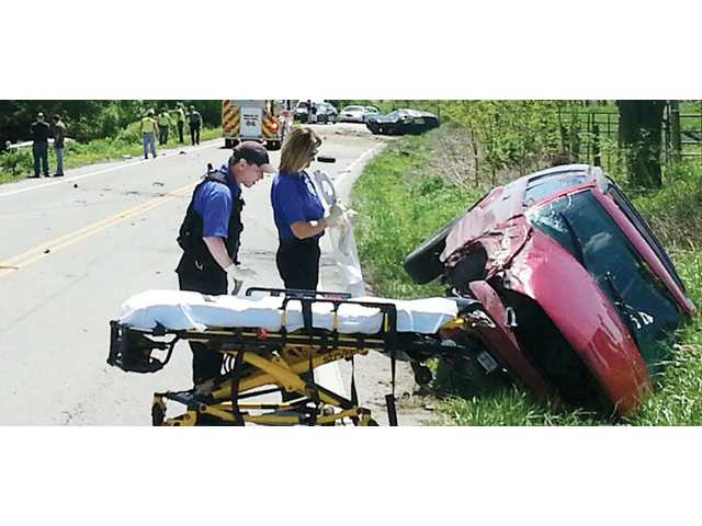 One dead, three injured in Tuesday wreck