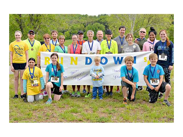 Community runs for Down Syndrome awareness