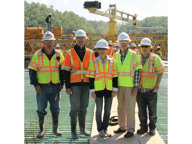 Sligo construction ahead of schedule