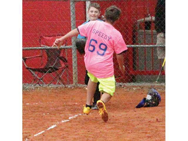 Softball at Bill Page Park