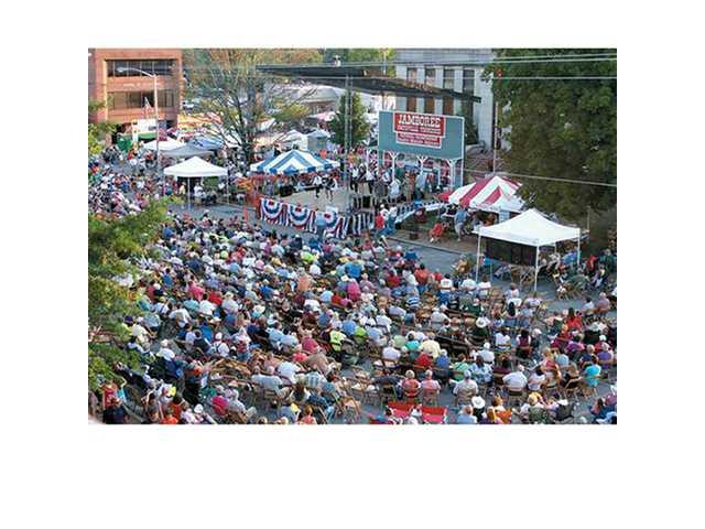 Jamboree set for July 4 weekend