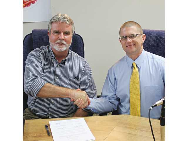 Cripps named director of schools