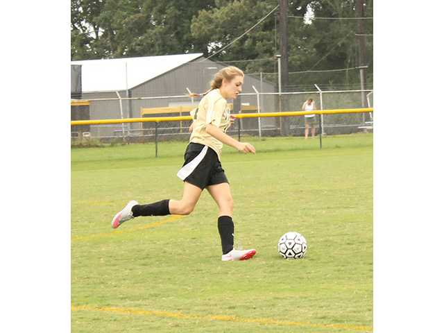 DCHS Lady soccer team brings home win
