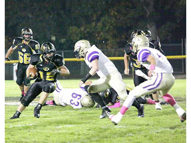 Yellow Jackets put scare in Tigers
